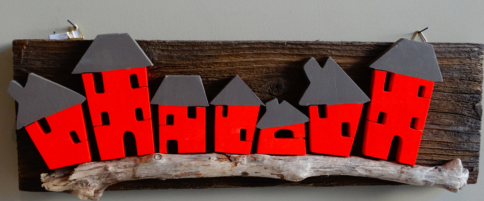 Pezzi unici in legno