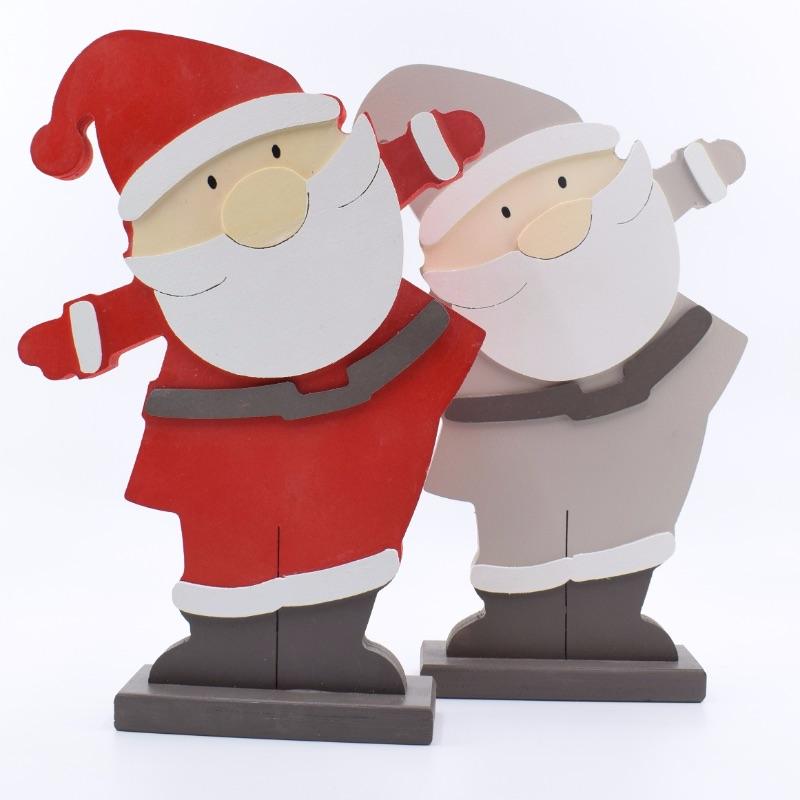 Babbo Natale big colori