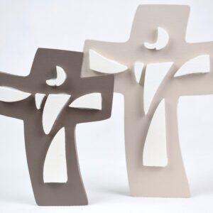 crocefisso in legno