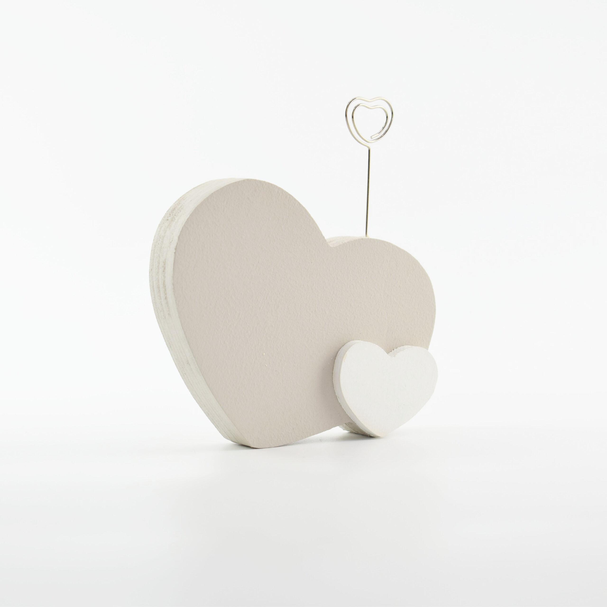 portafoto cuore