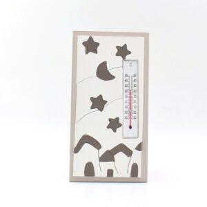 termometro case bianche
