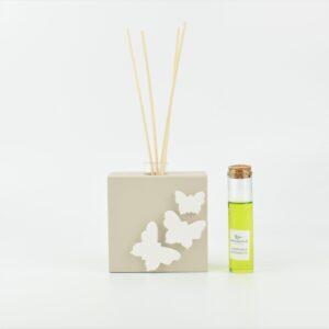 profumatori per ambiente con farfalla