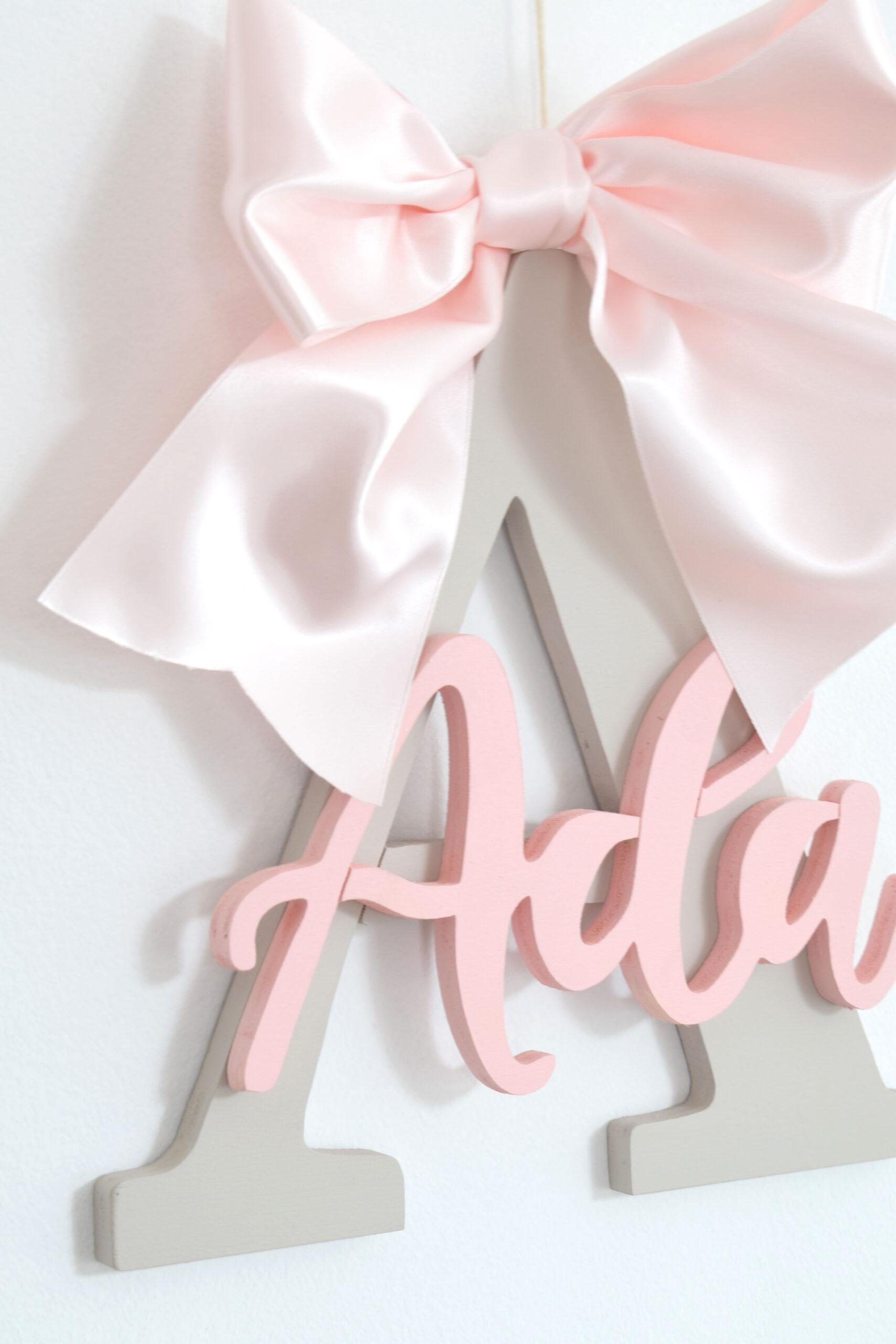 lettera nascita rosa