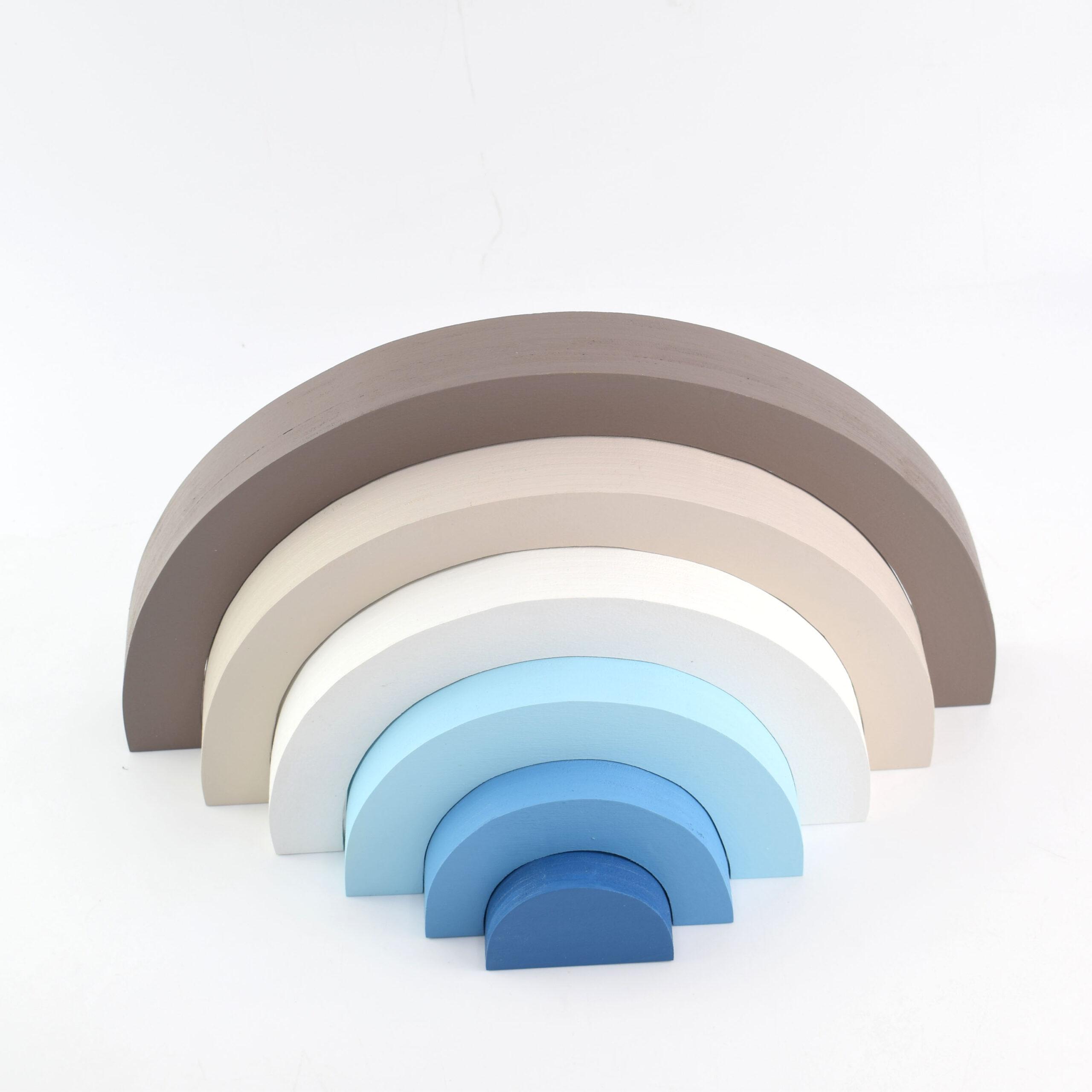 arcobaleno azzurro