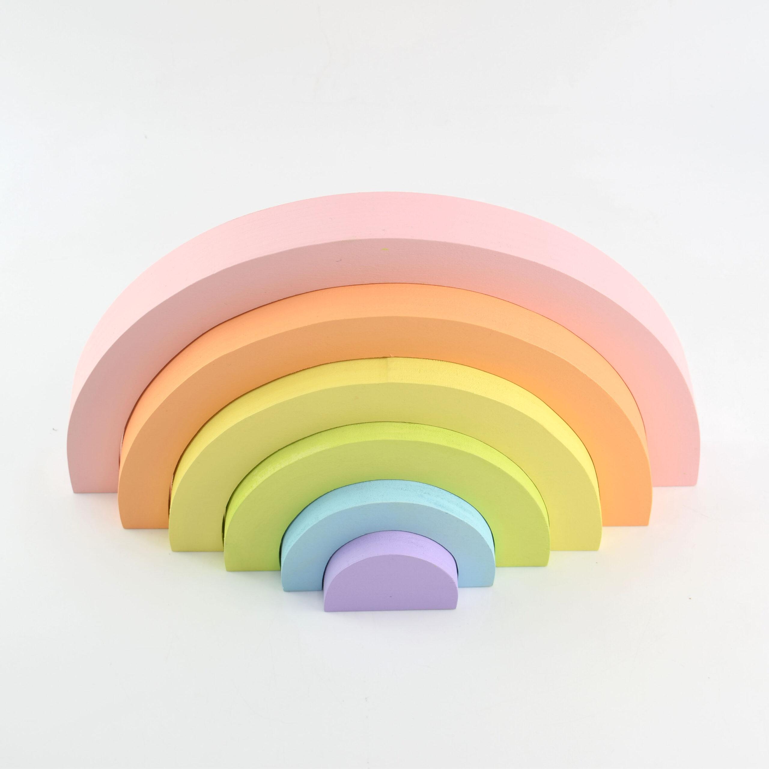 arcobaleno pastello